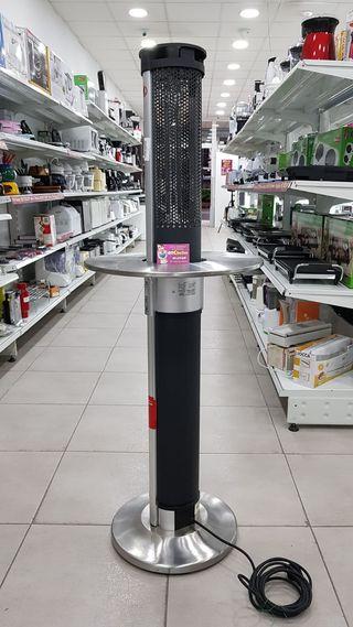 Calefactor electrico terraza Lacor 2000w