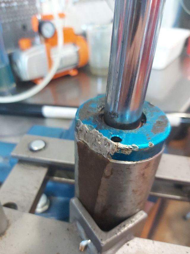 Reparacion amortiguadores Profender