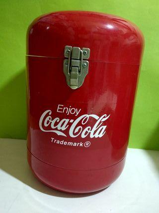 Nevera Vintage Coca Cola
