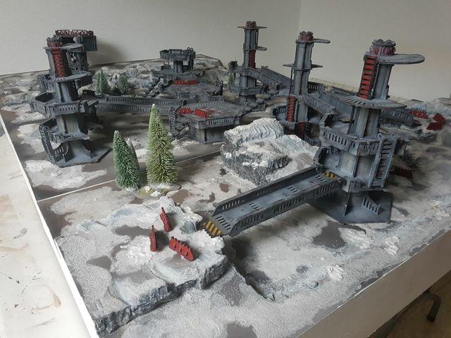 Escenografia Para Wargames Y Juegos De Mesa De Segunda Mano Por 1