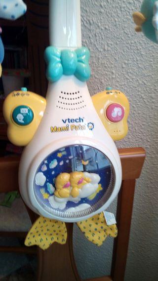 Movil para cuna bebé