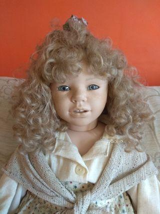 muñeca de Carmen Gonzalez