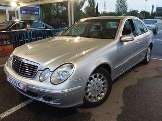 TE556992 Mercedes-Benz Clase E 2002