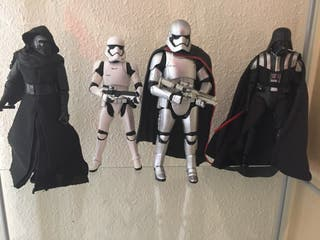 Pack figuras Star wars