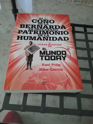 """libro """"El coño de la Bernarda ....."""""""