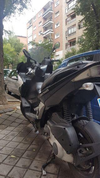 Scooter 250 cc Gilera Nexus
