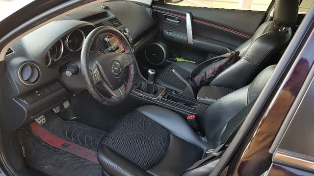 Mazda 6 2008 2.5 GLP PRECIO ESTA SEMANA