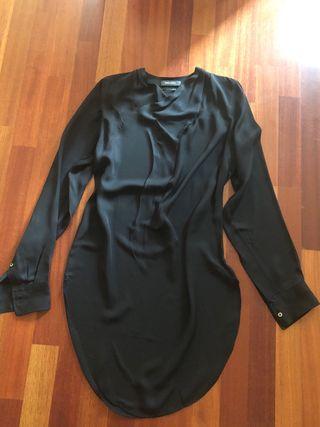 Preciosa camisa/vestido seda Isabel marant