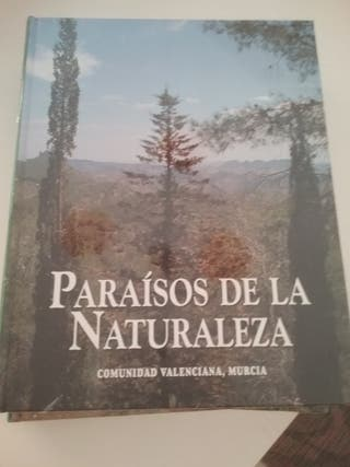 "enciclopedia ""Paraisos de la Naturaleza"""