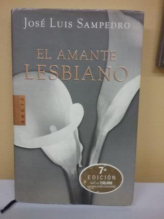 """libro """"El amante Lesbiano"""""""