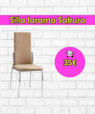 Silla Jarama Sakura