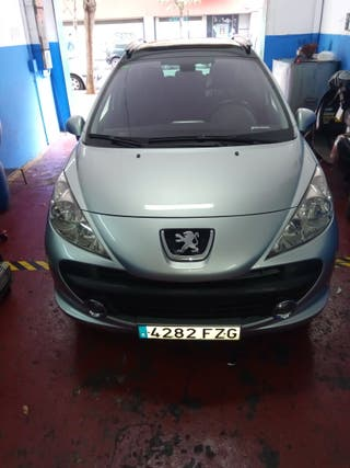 Peugeot 207 sw 2009