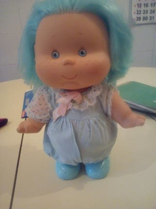 Muñeca de famosa vintage