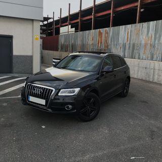 Audi Q5 3.0TDI S-line 2012
