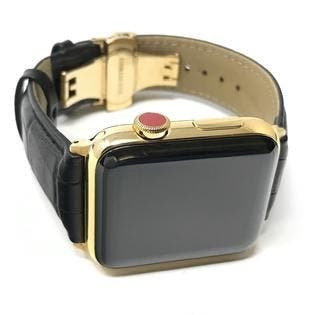 apple watch edicion limitada serie 3 oro 24k