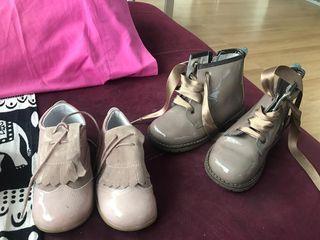 Lote zapatos numero 25