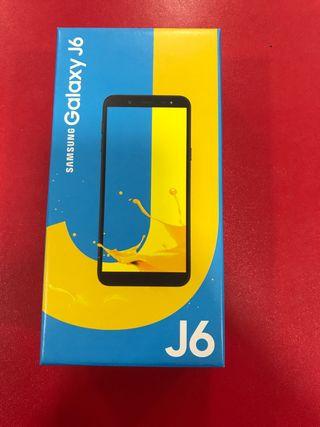 Samsung J6 32gb (NUEVOS)