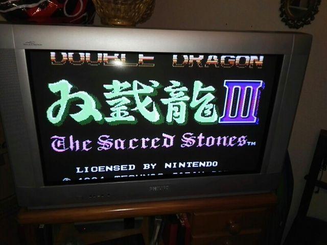 Juego Nintendo Nes Double Dragon Iii De Segunda Mano Por 100 En