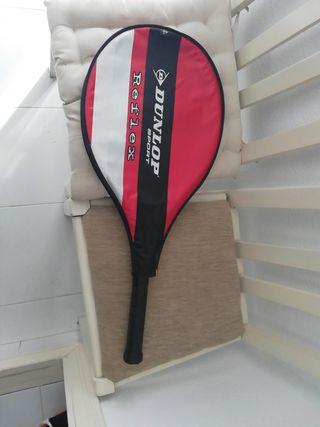 Raqueta tenis Dunlop como nueva