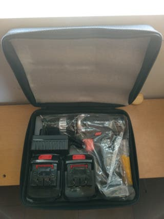 Destornillador/taladro bateria 25V NUEVO