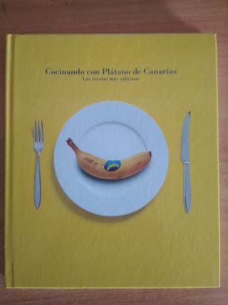 Cocinando con plátano de Canarias
