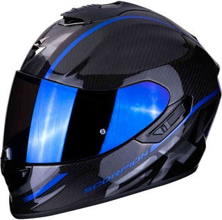 Casco Scorpion Exo 1400 Carbon Air Grand Blue