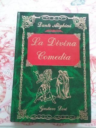"""libro """"La Divina Comedia"""""""