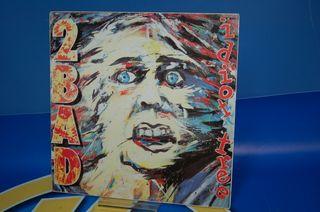 Disco Vinilo Lp -2 Bad Idiot Tree - 1990-UK