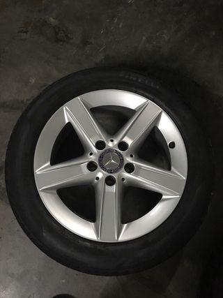 Llantas Mercedes 16 pulgadas