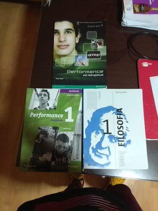 libros 1 bach