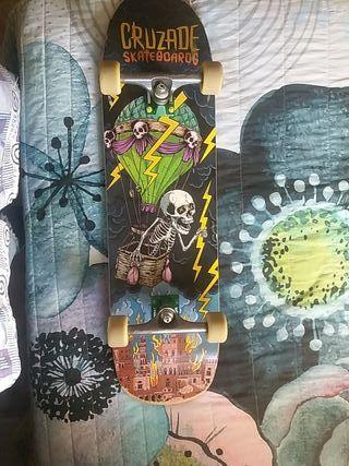 Skate (Thunder Trucks Titanium, Spitfire, Cruzade)