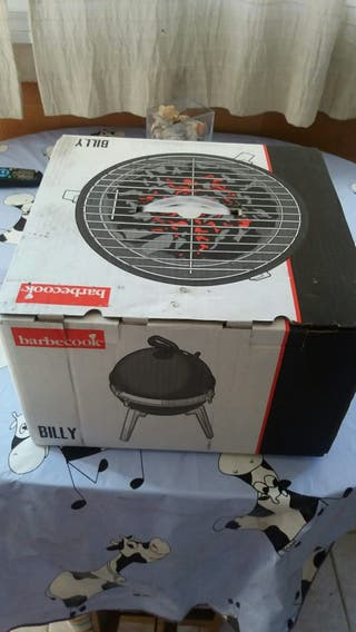 Barbacoa barbecook Billy nueva!!!