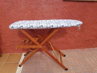 Planchero de madera plegable