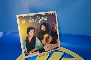 DISCO VINILO LP Lole Y Manuel Alba Molina