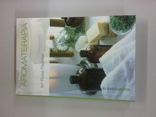 """libro """"Aromaterapia"""""""