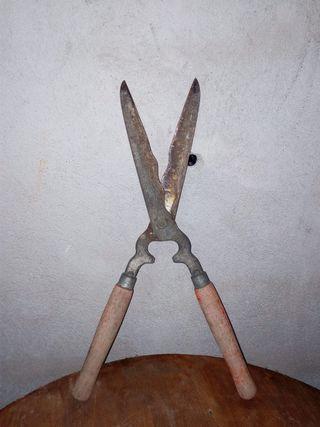 tijera cortasetos