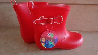 Botas de agua Xti, nuevas