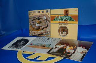 Discos Vinilos Lps 5 discos-3 discos de LEBRIJANO
