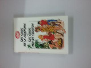 """libro"""" Los cinco en la Amazonía"""""""