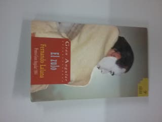 """libro juvenil """"El zulo"""""""