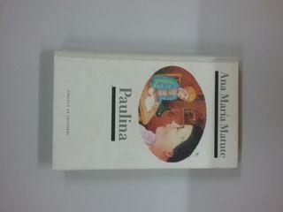 "libro juvenil ""Paulina"""