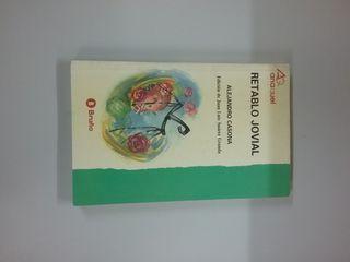 """Libro """"Retablo jovial"""""""