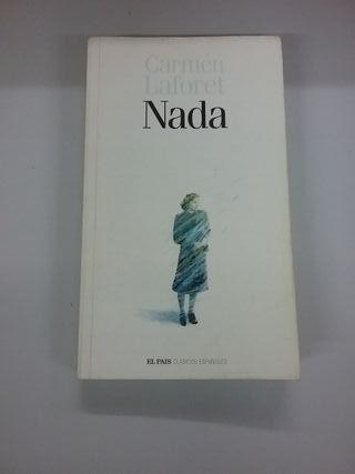 """libro """"Nada"""""""