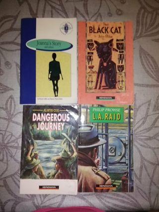 Libros Inglés