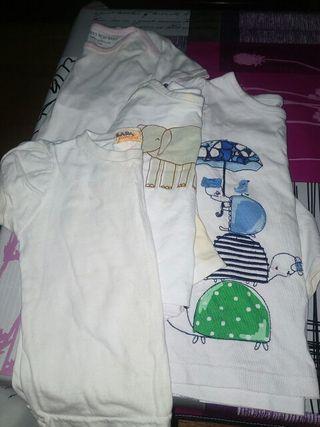 camisetas de niña