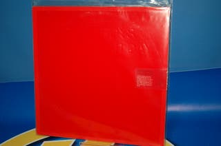 DISCO VINILO EP- Pet Shop Boys A Red Letter Day