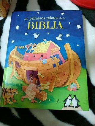 mis primeros relatos de la biblia