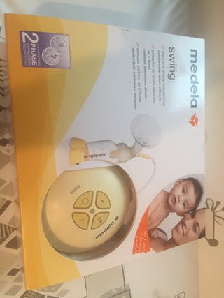 Extractor medela swing