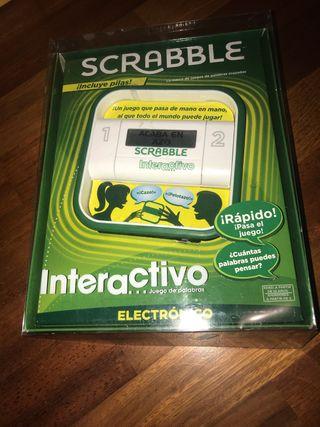 Juego Scrabble Interactivo