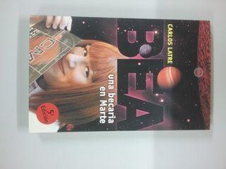 """libro """" Bea, una becaria en Marte"""""""